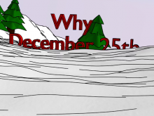 Why December 25th
